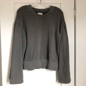 Madewell x Karen Walker Grey Sweatshirt